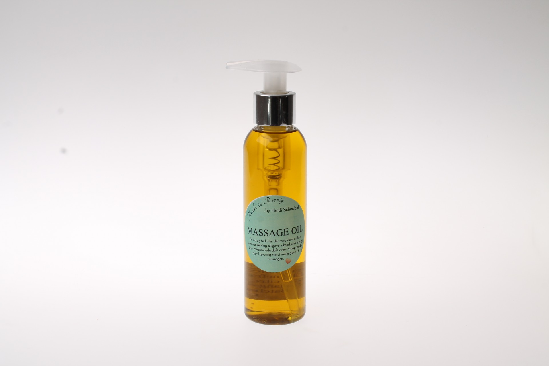 Massage Oil / Heidi Schnabel