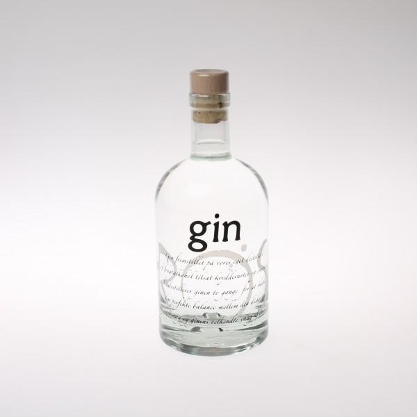 RÖS Gin, 50 cl. - Køb den i Lokalkompagniet