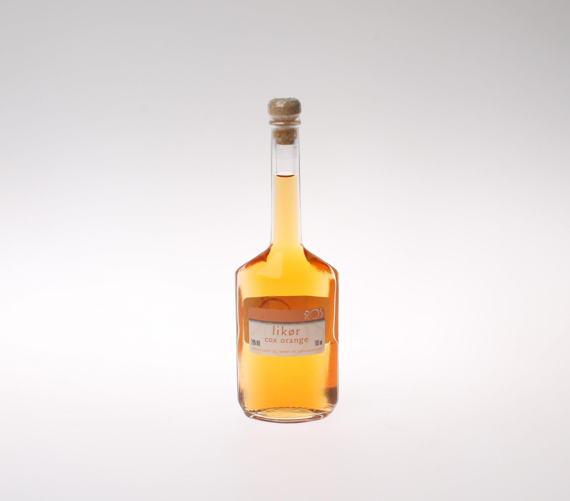 cox orange likør 100ml - Køb den i Lokalkompagniet