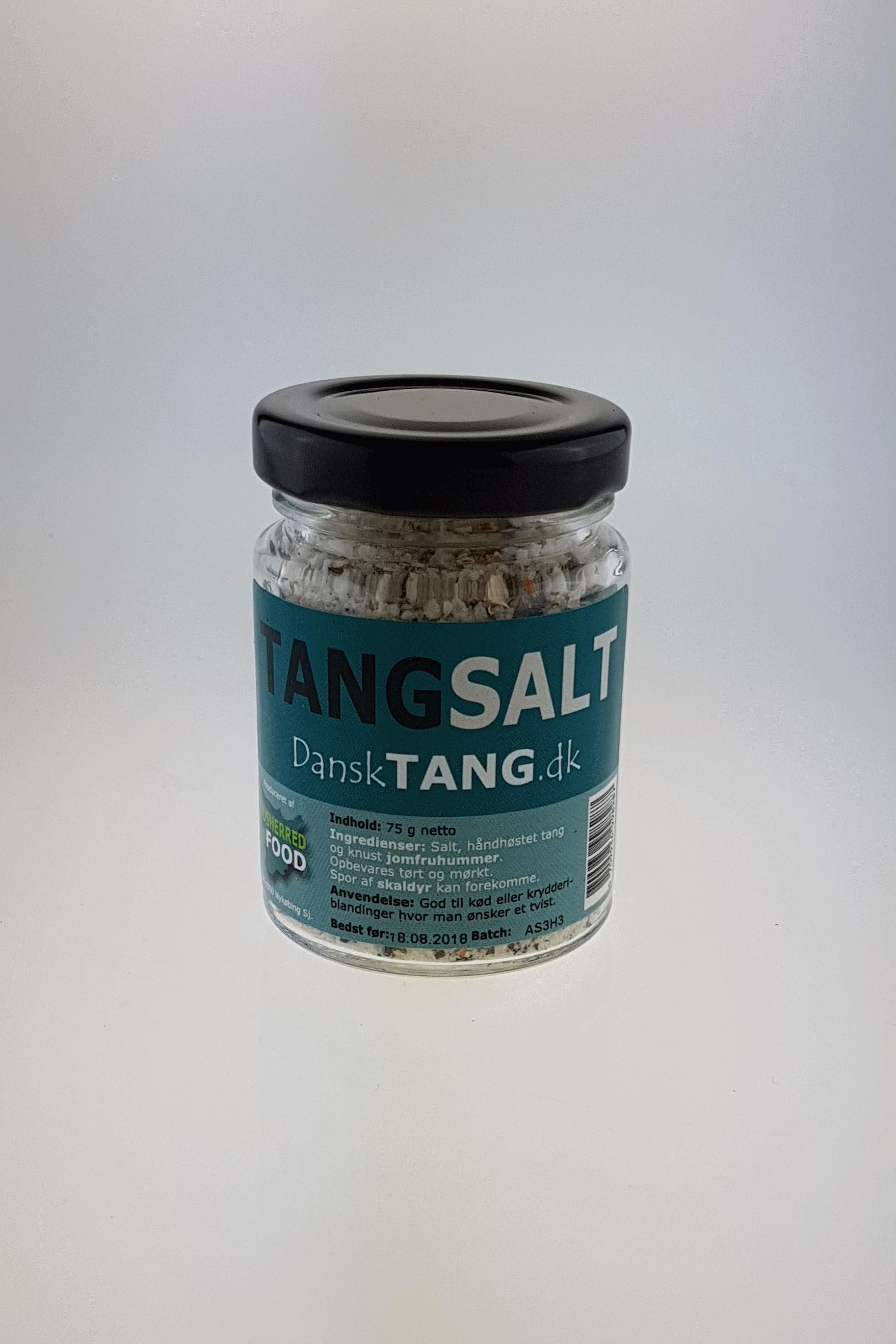 Tang Salt - fra Dansk Tang - Lokalkompagniet