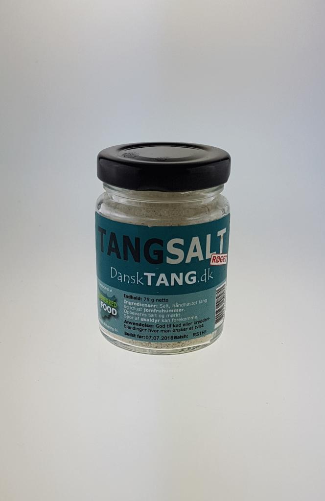 Røget Tang Salt - fra Dansk Tang - Lokalkompagniet