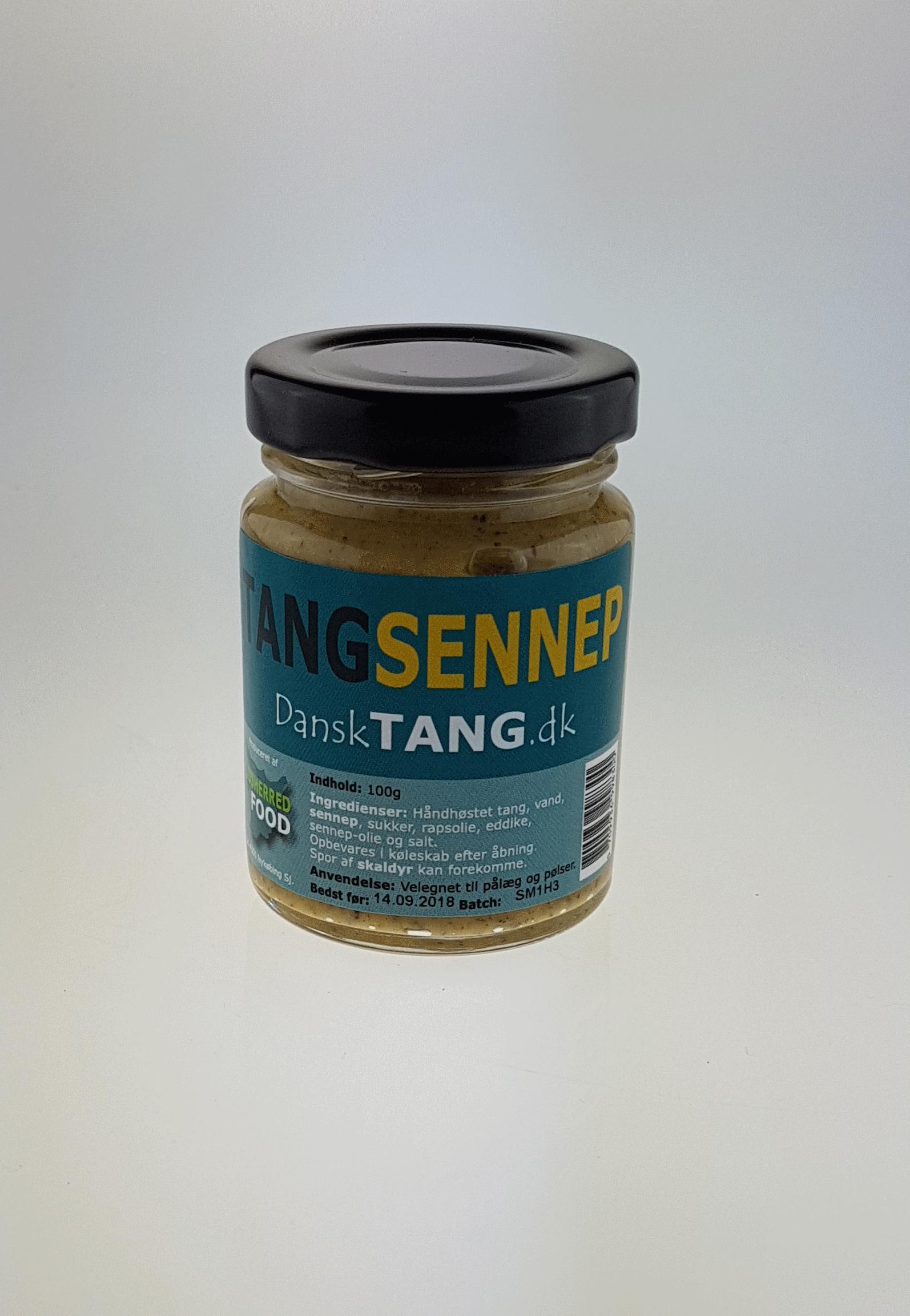 Tang Sennep - fra Dansk Tang - Lokalkompagniet
